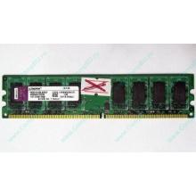 ГЛЮЧНАЯ/НЕРАБОЧАЯ память 2Gb DDR2 Kingston KVR800D2N6/2G pc2-6400 1.8V  (Ангарск)