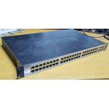 Управляемый коммутатор D-link DES-1210-52 48 port 10/100Mbit + 4 port 1Gbit + 2 port SFP металлический корпус (Ангарск)