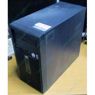 Системный блок Б/У HP Compaq dx7400 MT (Intel Core 2 Quad Q6600 (4x2.4GHz) /4Gb /250Gb /ATX 350W) - Ангарск