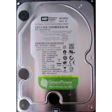 Б/У жёсткий диск 1Tb Western Digital WD10EVVS Green (WD AV-GP 1000 GB) 5400 rpm SATA (Ангарск)