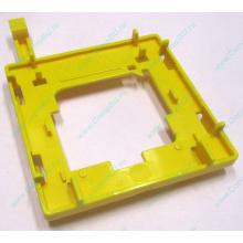 Жёлтый держатель-фиксатор HP 279681-001 для крепления CPU socket 604 к радиатору (Ангарск)