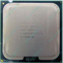 Процессор Б/У Intel Core 2 Duo E8200 (2x2.67GHz /6Mb /1333MHz) SLAPP socket 775 (Ангарск)
