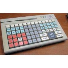 POS-клавиатура HENG YU S78A PS/2 белая (без кабеля!) - Ангарск