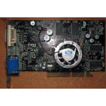 Видеокарта 256Mb ATI Radeon 9600XT AGP (Saphhire) - Ангарск