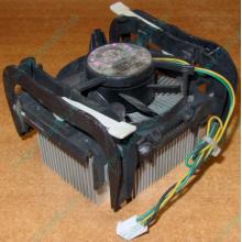 Кулер для процессоров socket 478 с медным сердечником внутри алюминиевого радиатора Б/У (Ангарск)