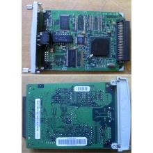 Внутренний принт-сервер Б/У HP JetDirect 615n J6057A (Ангарск)