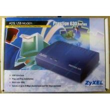 Внешний ADSL модем ZyXEL Prestige 630 EE (USB) - Ангарск
